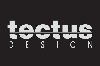 Website der Firma Tectus die sich auf Architektur und Dekoration spezialisiert