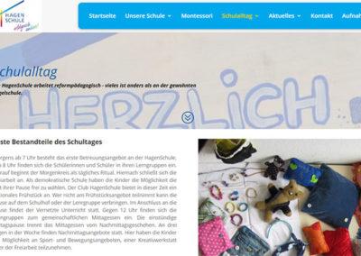 Εσωτερική σελίδα Hagenschule